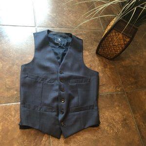 J. Crew Navy Vest